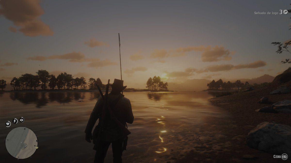 0025 – Cómprate una caña de pescar
